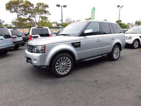 land rover range rover for sale in santa monica ca. Black Bedroom Furniture Sets. Home Design Ideas