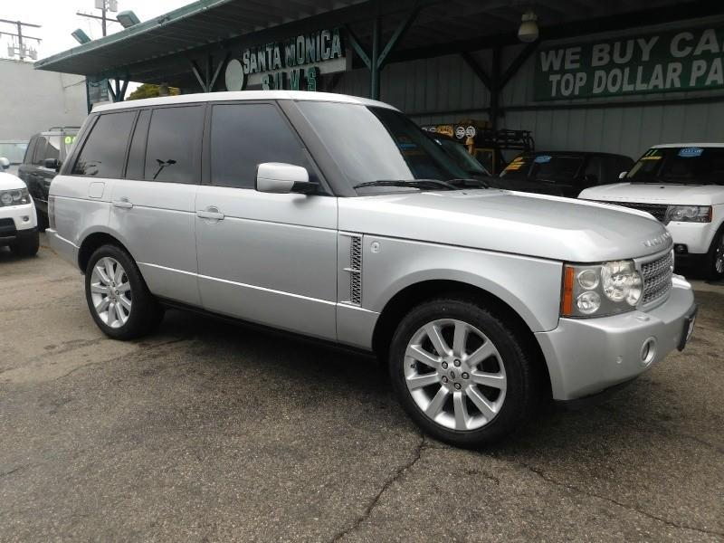 2006 Land Rover Range Rover Supercharged 4dr SUV 4WD - Santa Monica CA