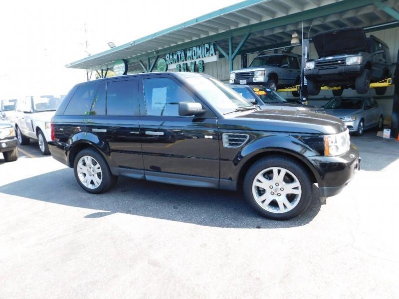 2009 Land Rover Range Rover Sport 4x4 HSE 4dr SUV - Santa Monica CA
