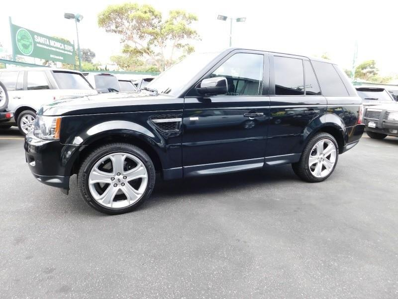 2012 Land Rover Range Rover Sport 4WD 4dr HSE GT Limited Edition - Santa Monica CA