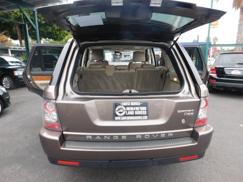 2010 Land Rover Range Rover Sport 4x4 HSE 4dr SUV - Santa Monica CA