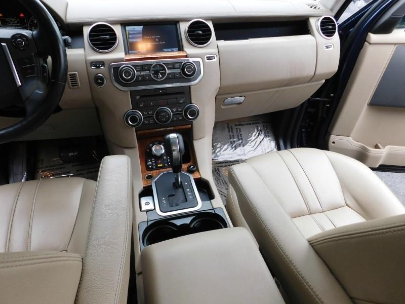 2011 Land Rover LR4 4x4 4dr SUV - Santa Monica CA