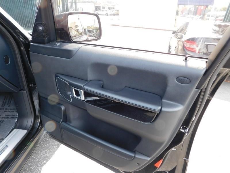 2010 Land Rover Range Rover 4x4 Supercharged 4dr SUV - Santa Monica CA