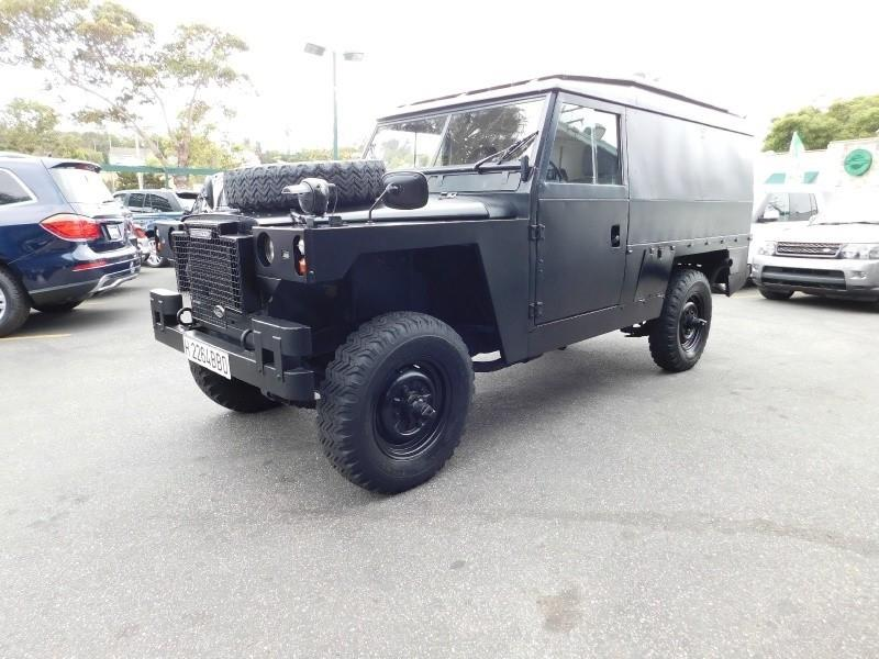 1982 Land Rover Defender 109 - Santa Monica CA