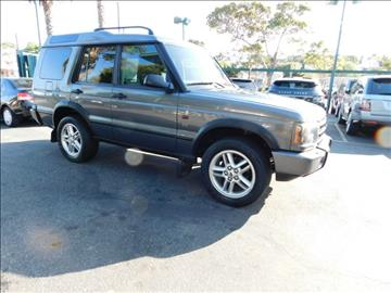 2003 Land Rover Discovery for sale in Santa Monica, CA