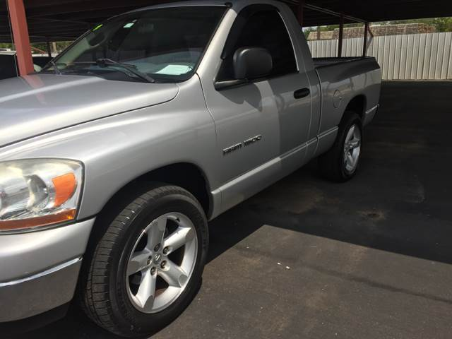 2006 Dodge Ram Pickup 1500 SLT 2dr Regular Cab SB - Moore OK