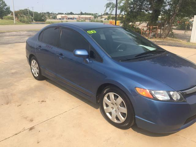 2008 Honda Civic LX 4dr Sedan 5A - Moore OK