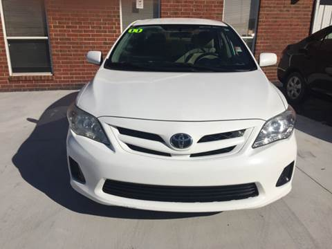 2011 Toyota Corolla for sale in Moore, OK