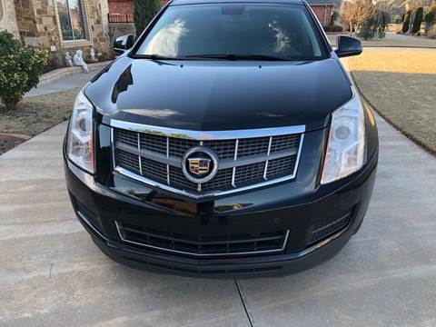 2012 Cadillac SRX for sale at Moore Imports Auto in Moore OK