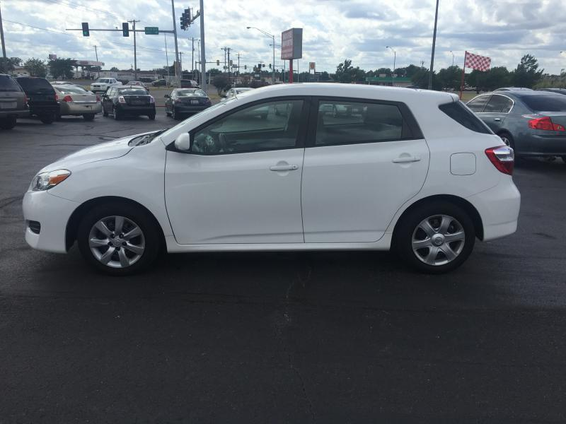 2011 Toyota Matrix 4dr Wagon 4a In Moore Ok Moore Imports Auto