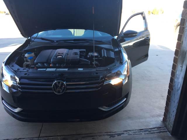 2012 Volkswagen Passat S PZEV 4dr Sedan 6A w/ Appearance - Moore OK