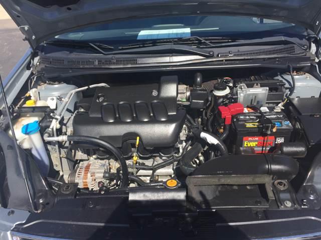 2011 Nissan Sentra 2.0 S 4dr Sedan - Moore OK