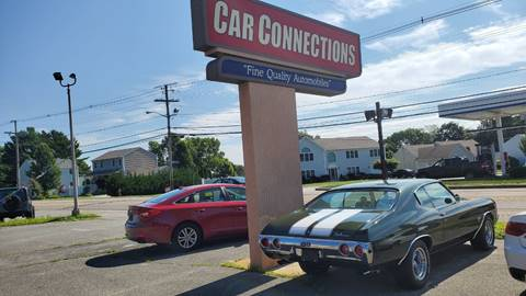 1971 Chevrolet Chevelle for sale at CAR CONNECTIONS in Somerset MA