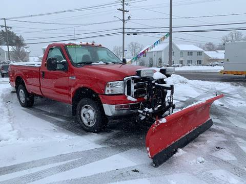 2006 Ford F-250 Super Duty for sale at CAR CONNECTIONS in Somerset MA