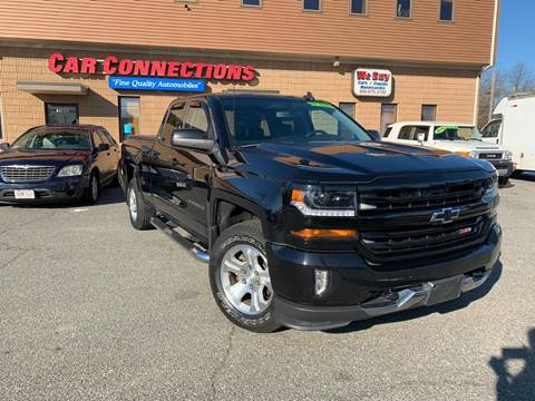 2016 Chevrolet Silverado 1500 for sale at CAR CONNECTIONS in Somerset MA