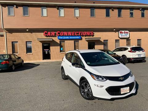 2017 Chevrolet Bolt EV for sale at CAR CONNECTIONS in Somerset MA