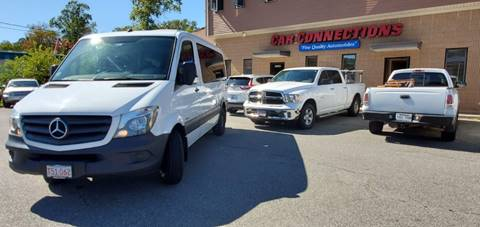 2016 Mercedes-Benz Sprinter Passenger for sale at CAR CONNECTIONS in Somerset MA