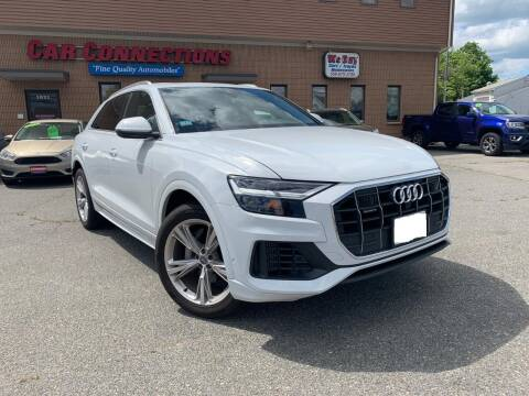 2019 Audi Q8 for sale at CAR CONNECTIONS in Somerset MA