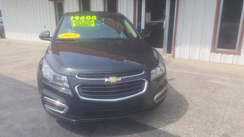 2015 Chevrolet Cruze 2LT Auto 4dr Sedan w/1SH - Mt Juliet TN