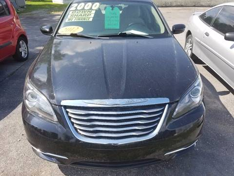 2012 Chrysler 200 for sale in Mt Juliet TN