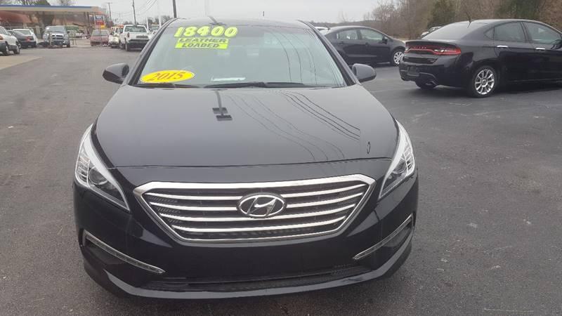 2015 Hyundai Sonata SE 4dr Sedan - Mt Juliet TN