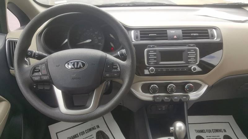 2016 Kia Rio LX 4dr Sedan 6A - Mt Juliet TN