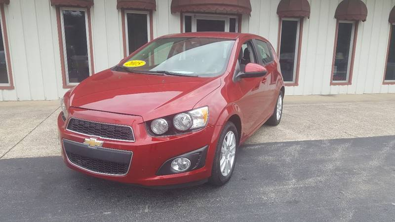 2015 Chevrolet Sonic LT Manual 4dr Hatchback - Mt Juliet TN