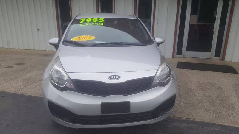 2013 Kia Rio LX 4dr Sedan 6A - Mt Juliet TN