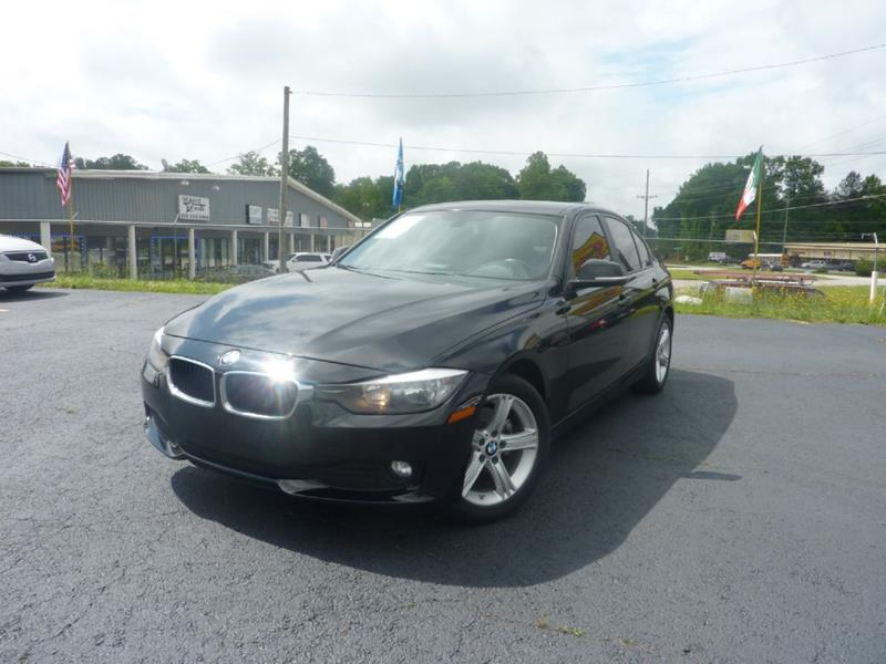 2014 bmw 3 series 320i 4dr sedan in austell ga roswell auto imports. Black Bedroom Furniture Sets. Home Design Ideas