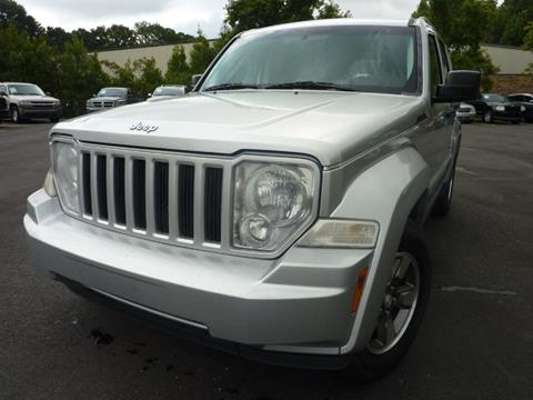 2008 Jeep Liberty for sale in Austell, GA
