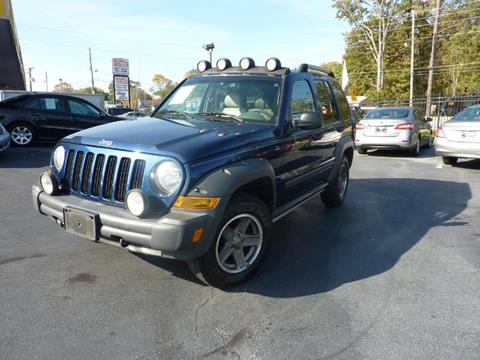 2005 Jeep Liberty for sale in Austell, GA