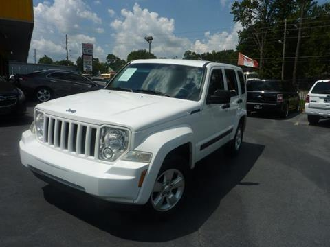 2012 Jeep Liberty for sale in Austell, GA