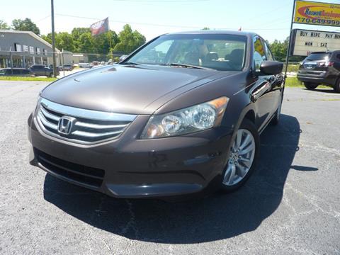 2011 Honda Accord for sale in Austell, GA