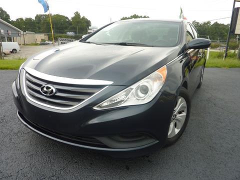2014 Hyundai Sonata for sale in Austell, GA