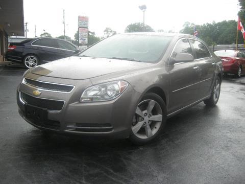 2012 Chevrolet Malibu for sale in Austell, GA