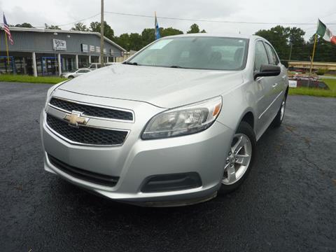 2013 Chevrolet Malibu for sale in Austell, GA