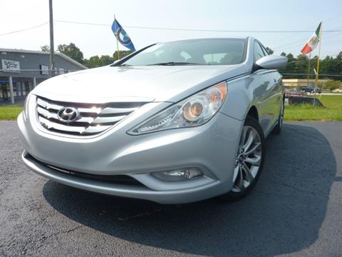2012 Hyundai Sonata for sale in Austell, GA