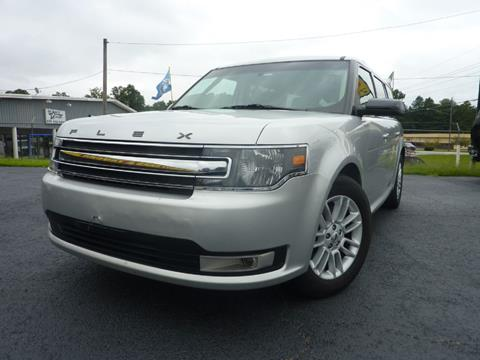 2014 Ford Flex for sale in Austell, GA