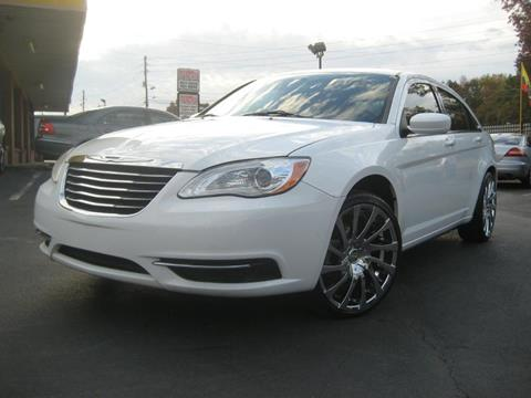 2011 Chrysler 200 for sale in Austell, GA