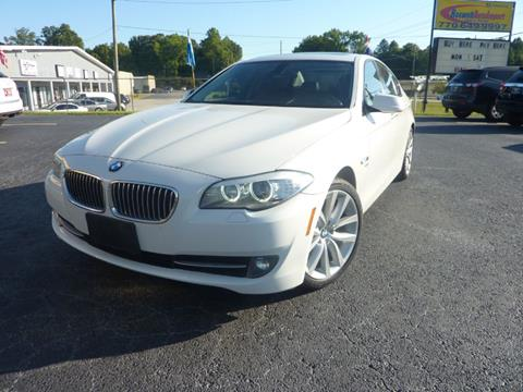 2011 BMW 5 Series for sale in Austell, GA
