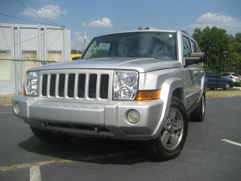 2006 Jeep Commander for sale in Austell, GA