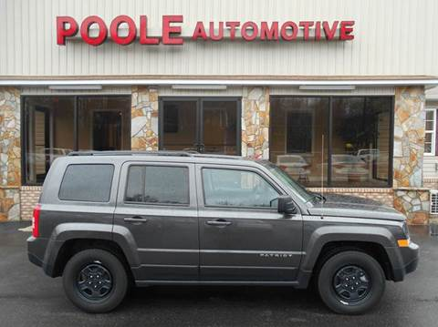 2016 Jeep Patriot for sale in Laurinburg, NC