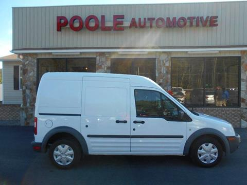 2013 Ford Transit Connect for sale in Laurinburg, NC