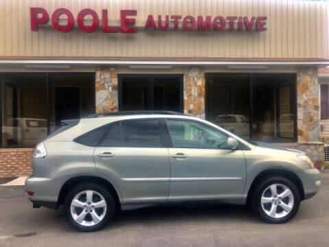 2006 Lexus RX 330 for sale at Poole Automotive in Laurinburg NC