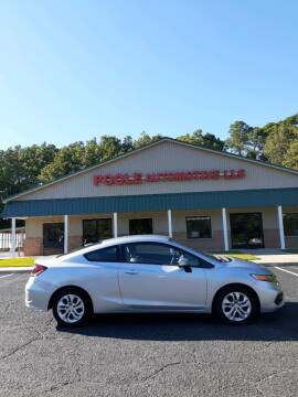 2015 Honda Civic for sale at Poole Automotive in Laurinburg NC