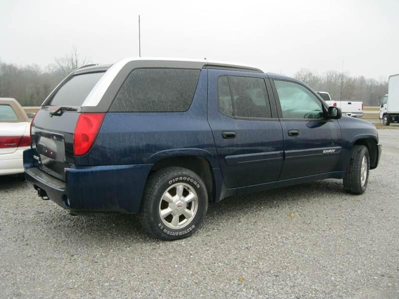 2004 GMC Envoy XUV SLT 4WD 4dr SUV - Baldwyn MS