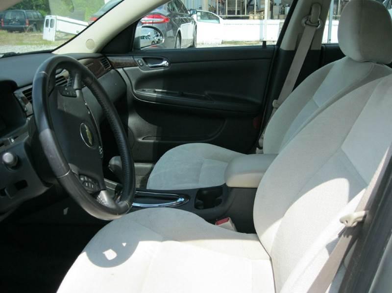 2012 Chevrolet Impala LS Fleet 4dr Sedan - Baldwyn MS