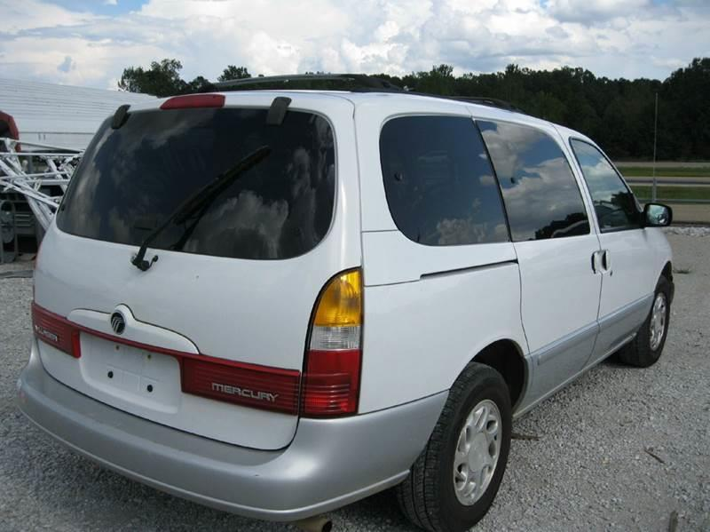 1999 Mercury Villager 4dr Sport Mini-Van - Baldwyn MS