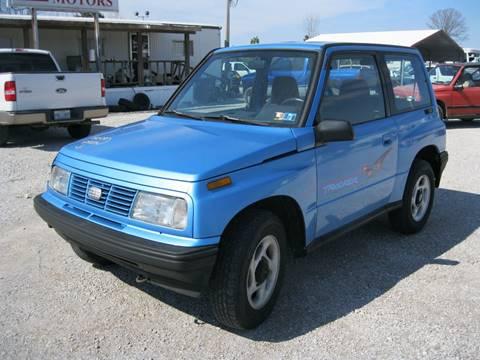 1995 GEO Tracker for sale in Baldwyn, MS