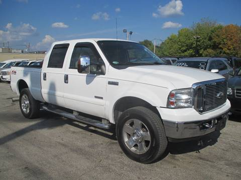 2006 Ford F-350 Super Duty for sale in Greenwood, IN